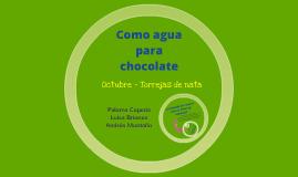 Como agua para chocolate - Octubre
