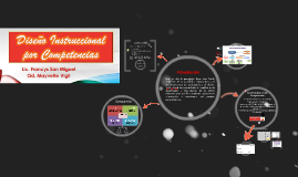 Copy of DISEÑO INSTRUCCIONAL POR COMPETENCIAS