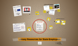 Library Resources for State Employees Tutorial Video