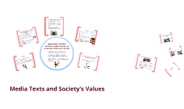 2015Media Texts and Society's Values