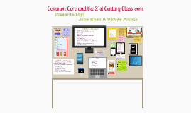 Common Core and the 21st Century Classroom