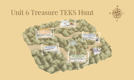 Unit 6 Treasure TEKS Hunt