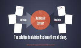 Melchizedek Covenant