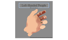 Left-Handed People