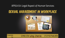 APSS454 Legal Apects of Human Services