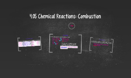 Copy of 4.05 Chemical Reactions: Combustion