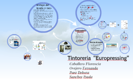 """tintoreria  """"Europressing"""""""
