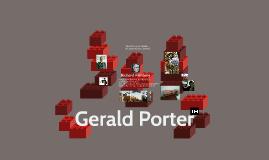 Copy of Gerald Porter