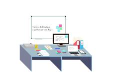 Copy of Pruebas a los planes de contingencia de sistemas y de continuidad del negocio