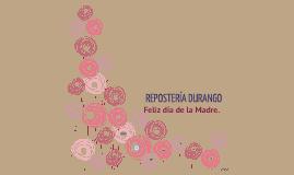 Presentación Durango - Dia de la Madre