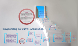 Active Reading & Text Annotation