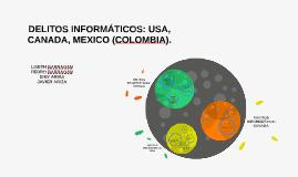 Copy of DELITOS INFORMATICOS: USA, CANADA, MEXICO (COLOMBIA)