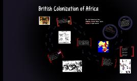 British Colonization of Africa