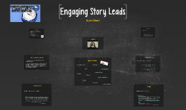 Engaging Story Leads