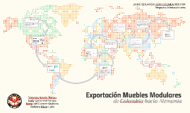 Exportación Muebles Modulares