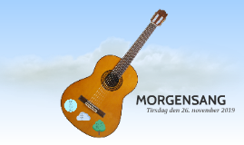 Copy of Copy of MORGENSANG