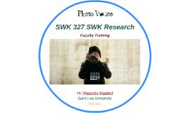 SWK 327 SWK Research