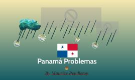 Panama Problemas