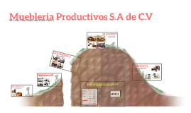 Muebleria Productivos S.A de C.V