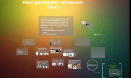 Clase 1 Evolutiva Introduccion