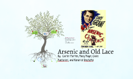 Copy of Copy of Arsenic and Old Lace