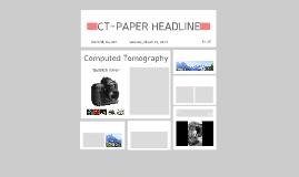 CTPAPER HEADLINE