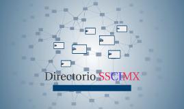 Directorio SSCIMX