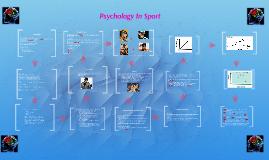 Psychology In Sport