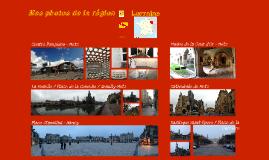 Lorraine - fr. kultúrföldrajz