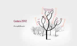 Cedars 2012