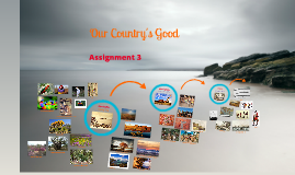 Our Country's Good Assignment 3