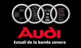 La banda sonora d'Audi