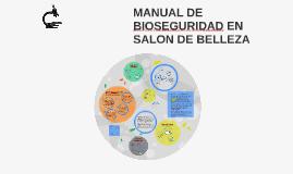 Copy of MANUAL DE BIOSEGURIDAD EN SALON DE BELLEZA