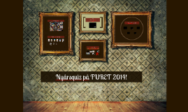 Copy of Nyårsquiz på FURET  2013