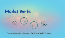 They are auxiliary verbs that can not function as a main ver