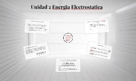 Energía Potencial Electrostática