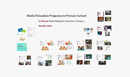 Media Education Programmes in Primary School
