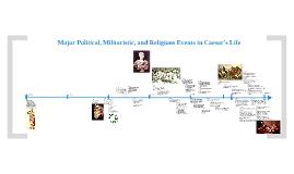 Copy of Gaius Iulius Caesar Timeline