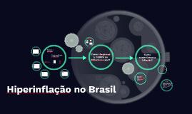 Hiperinflação no Brasil
