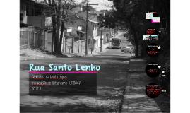 Rua Santo Lenho