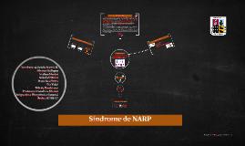 Síndrome de NARP