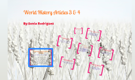 World History Articles 3 & 4