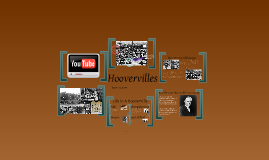 Copy of Hoovervilles