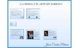LA CIENCIA Y EL ARTE DEL BARROCO