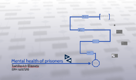 Mental Health of Prisoners