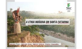 A etnia indígena em Santa Catarina