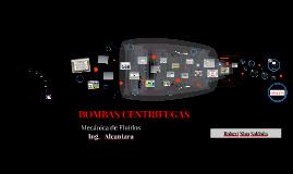 Copy of BOMBAS CENTRIFUGAS