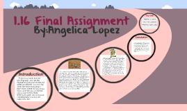 1.16 Final Assignment