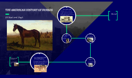 THE AMERICAN HISTORY OF HORSES