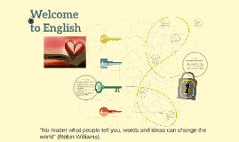 Welcome to English